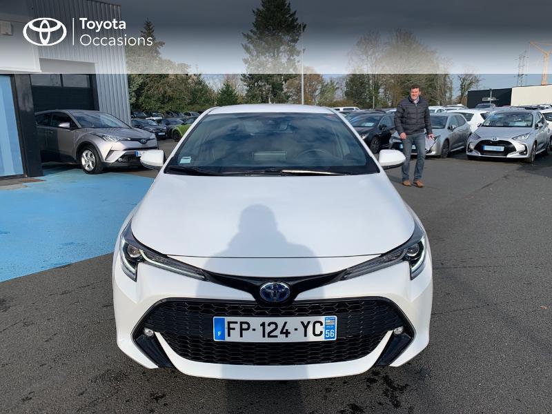 Photo 29 de l'offre de TOYOTA Corolla 122h Design MY20 à 24980€ chez Altis - Toyota Vannes