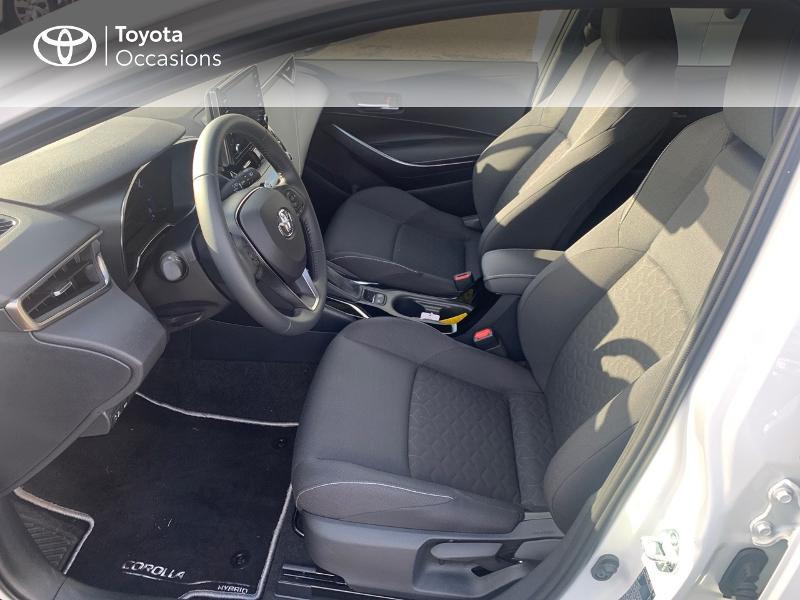 Photo 11 de l'offre de TOYOTA Corolla 122h Design MY20 à 24980€ chez Altis - Toyota Vannes