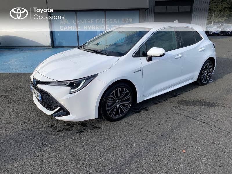 Photo 25 de l'offre de TOYOTA Corolla 122h Design MY20 à 24980€ chez Altis - Toyota Vannes