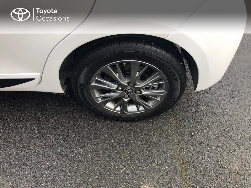 Photo 16 de l'offre de TOYOTA Yaris HSD 100h Dynamic 5p à 12890€ chez Altis - Toyota Vannes
