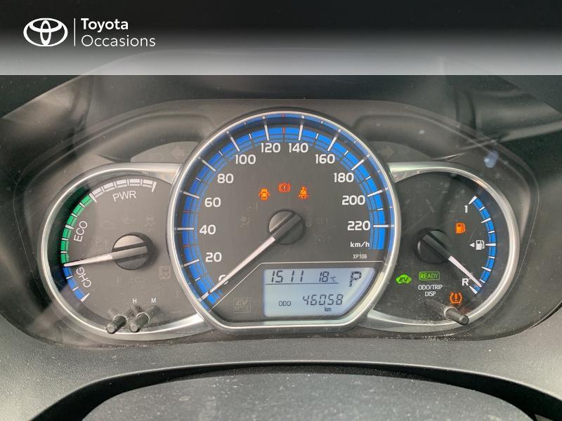 Photo 8 de l'offre de TOYOTA Yaris 100h Collection 5p à 13980€ chez Altis - Toyota Vannes