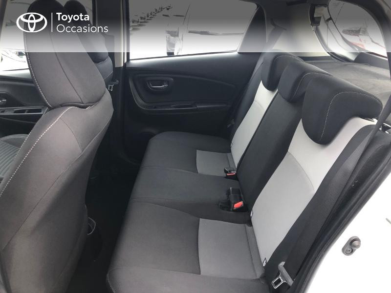 Photo 12 de l'offre de TOYOTA Yaris HSD 100h Dynamic 5p à 12890€ chez Altis - Toyota Vannes