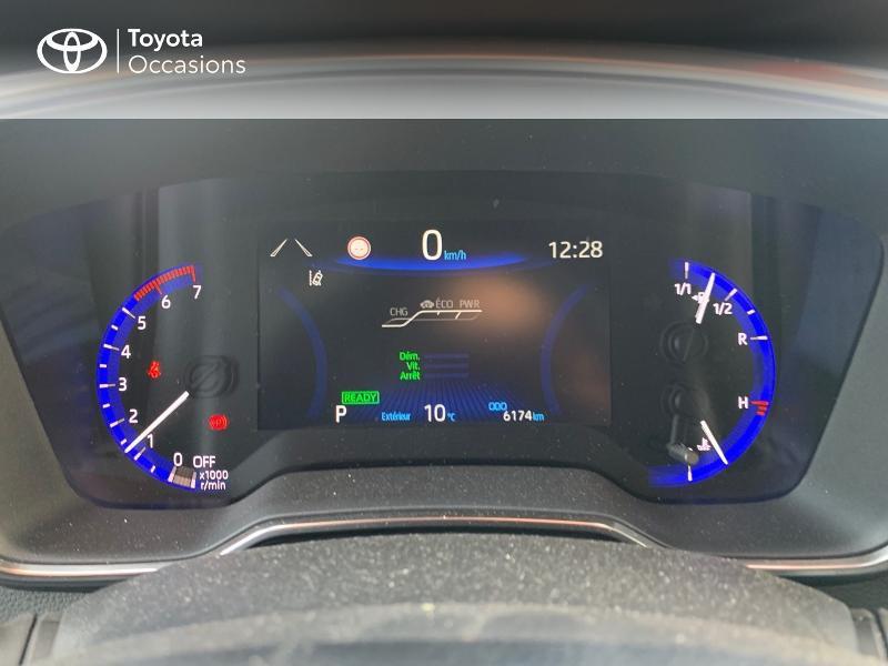 Photo 14 de l'offre de TOYOTA Corolla 122h Design MY20 à 24980€ chez Altis - Toyota Vannes