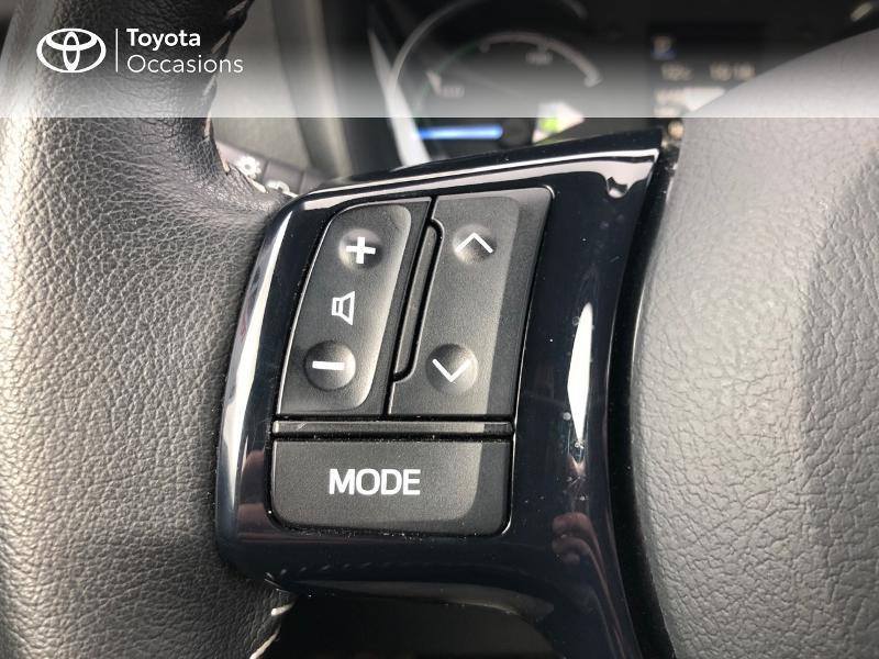 Photo 20 de l'offre de TOYOTA Yaris HSD 100h Dynamic 5p à 12890€ chez Altis - Toyota Vannes