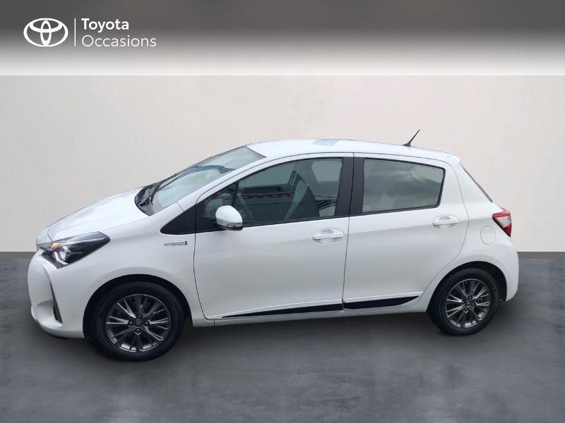 Photo 3 de l'offre de TOYOTA Yaris HSD 100h Dynamic 5p à 12890€ chez Altis - Toyota Vannes