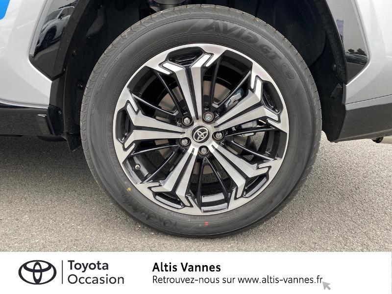 Photo 4 de l'offre de TOYOTA RAV4 Hybride Rechargeable 306ch Collection AWD à 57480€ chez Altis - Toyota Vannes
