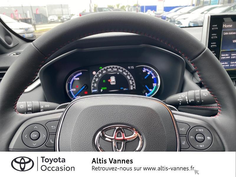 Photo 8 de l'offre de TOYOTA RAV4 Hybride Rechargeable 306ch Collection AWD à 57480€ chez Altis - Toyota Vannes