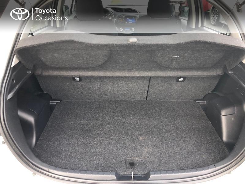 Photo 10 de l'offre de TOYOTA Yaris HSD 100h Dynamic 5p à 12890€ chez Altis - Toyota Vannes