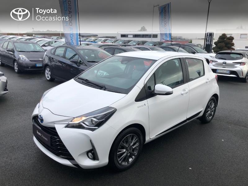 Photo 25 de l'offre de TOYOTA Yaris HSD 100h Dynamic 5p à 12890€ chez Altis - Toyota Vannes