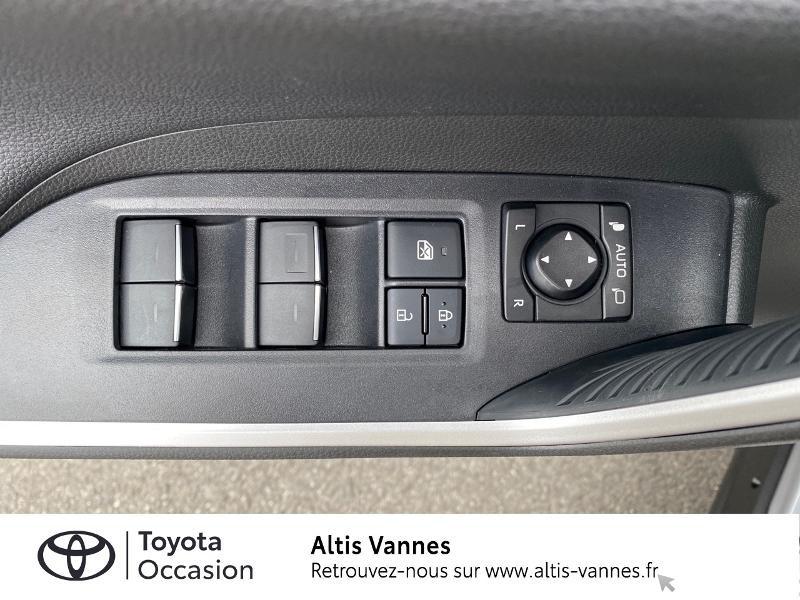 Photo 12 de l'offre de TOYOTA RAV4 Hybride Rechargeable 306ch Collection AWD à 57480€ chez Altis - Toyota Vannes