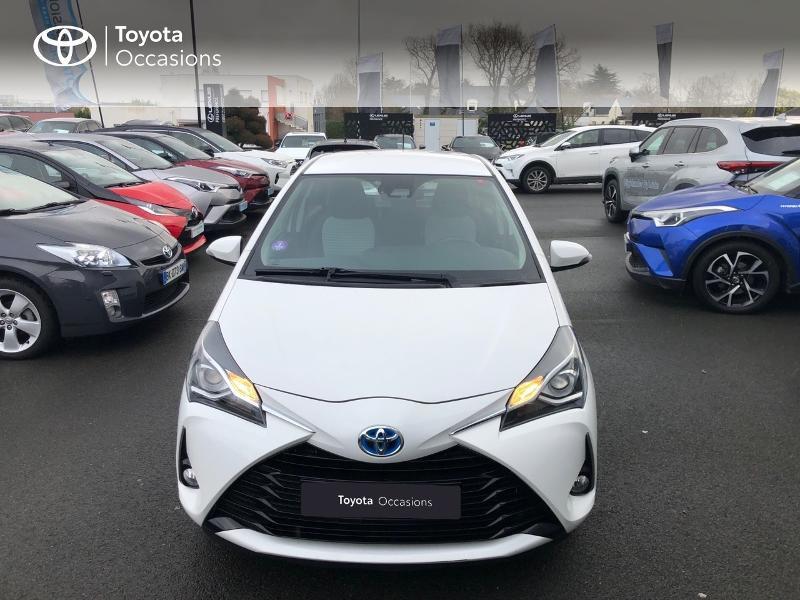 Photo 29 de l'offre de TOYOTA Yaris HSD 100h Dynamic 5p à 12890€ chez Altis - Toyota Vannes