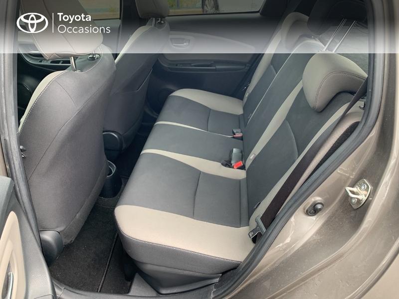 Photo 14 de l'offre de TOYOTA Yaris 100h Collection 5p à 13980€ chez Altis - Toyota Vannes
