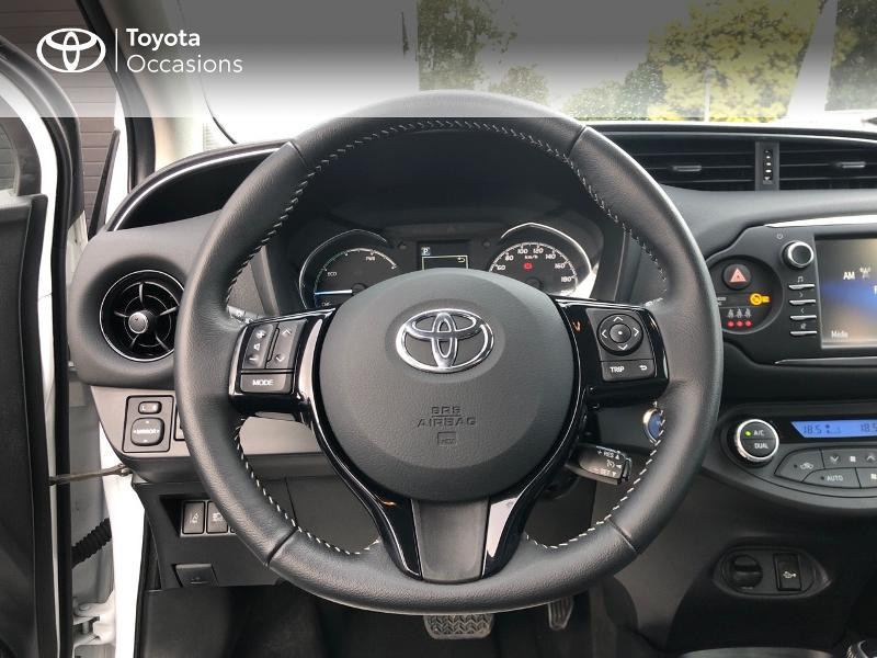 Photo 9 de l'offre de TOYOTA Yaris HSD 100h Dynamic 5p à 12890€ chez Altis - Toyota Vannes