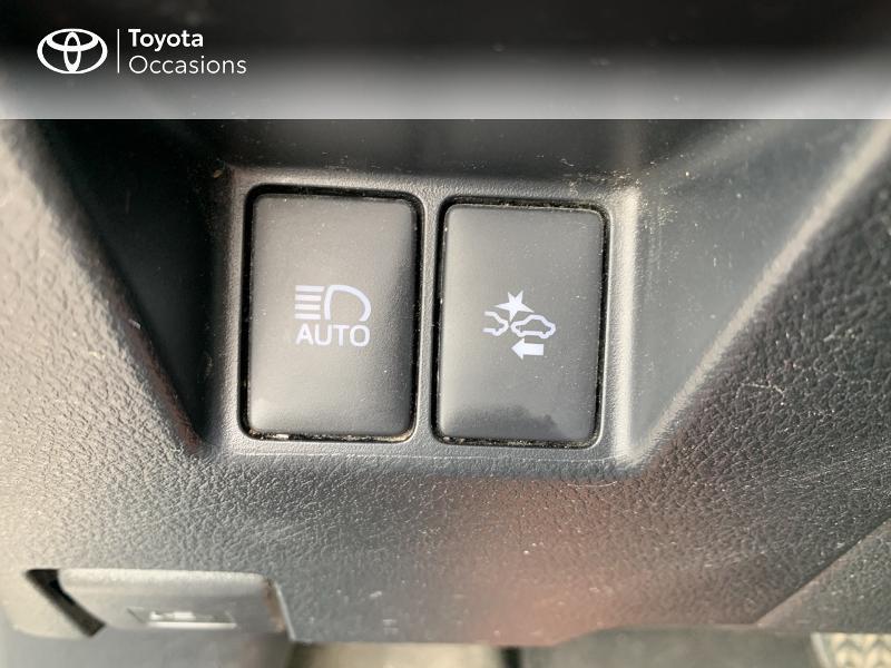 Photo 18 de l'offre de TOYOTA Yaris 100h Collection 5p à 13980€ chez Altis - Toyota Vannes