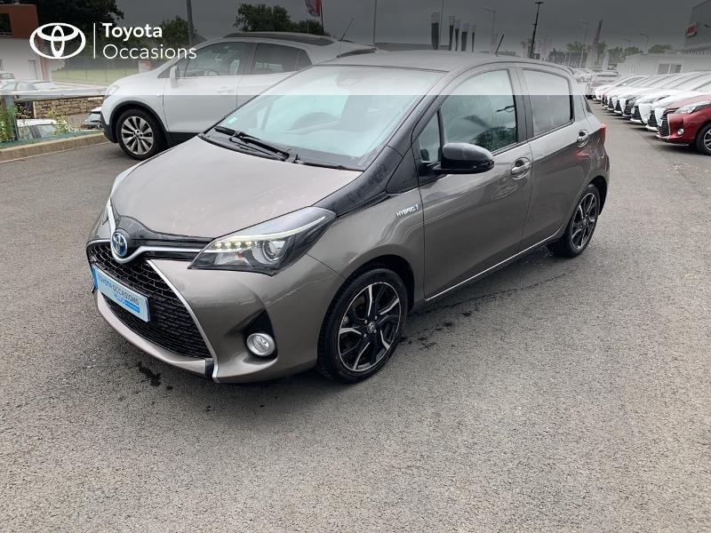 Photo 21 de l'offre de TOYOTA Yaris 100h Collection 5p à 13980€ chez Altis - Toyota Vannes