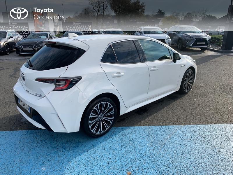 Photo 18 de l'offre de TOYOTA Corolla 122h Design MY20 à 24980€ chez Altis - Toyota Vannes