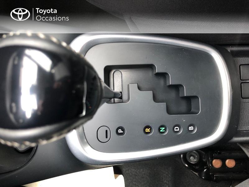 Photo 23 de l'offre de TOYOTA Yaris HSD 100h Dynamic 5p à 12890€ chez Altis - Toyota Vannes