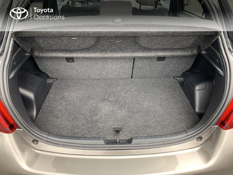 Photo 15 de l'offre de TOYOTA Yaris 100h Collection 5p à 13980€ chez Altis - Toyota Vannes