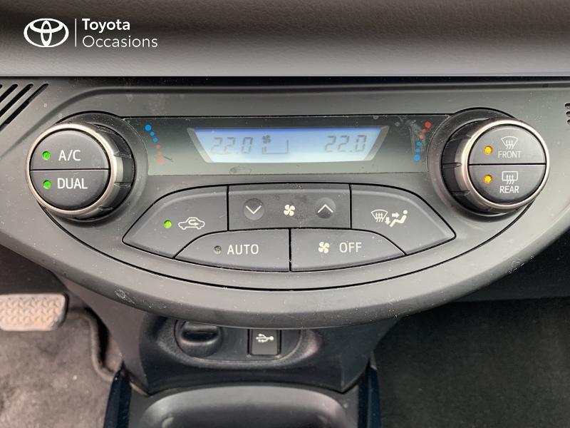 Photo 11 de l'offre de TOYOTA Yaris 100h Collection 5p à 13980€ chez Altis - Toyota Vannes