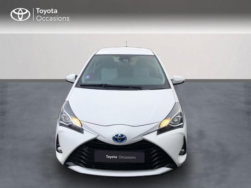 Photo 5 de l'offre de TOYOTA Yaris HSD 100h Dynamic 5p à 12890€ chez Altis - Toyota Vannes