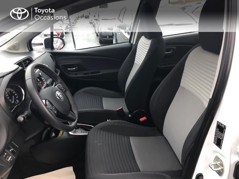 Photo 11 de l'offre de TOYOTA Yaris HSD 100h Dynamic 5p à 12890€ chez Altis - Toyota Vannes