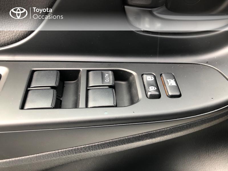 Photo 21 de l'offre de TOYOTA Yaris HSD 100h Dynamic 5p à 12890€ chez Altis - Toyota Vannes