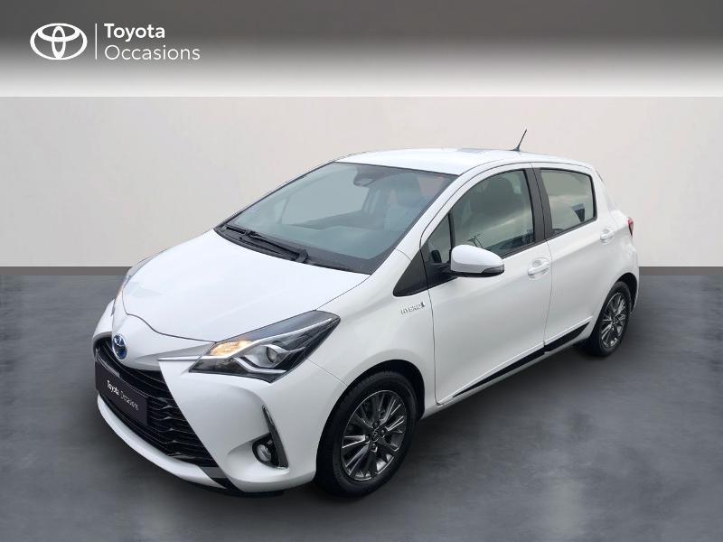 Photo 1 de l'offre de TOYOTA Yaris HSD 100h Dynamic 5p à 12890€ chez Altis - Toyota Vannes