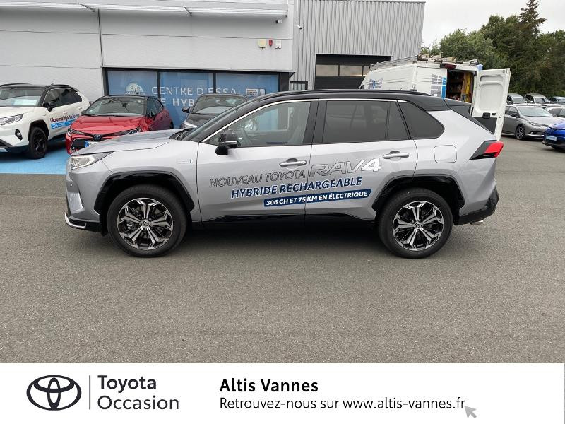 Photo 23 de l'offre de TOYOTA RAV4 Hybride Rechargeable 306ch Collection AWD à 57480€ chez Altis - Toyota Vannes