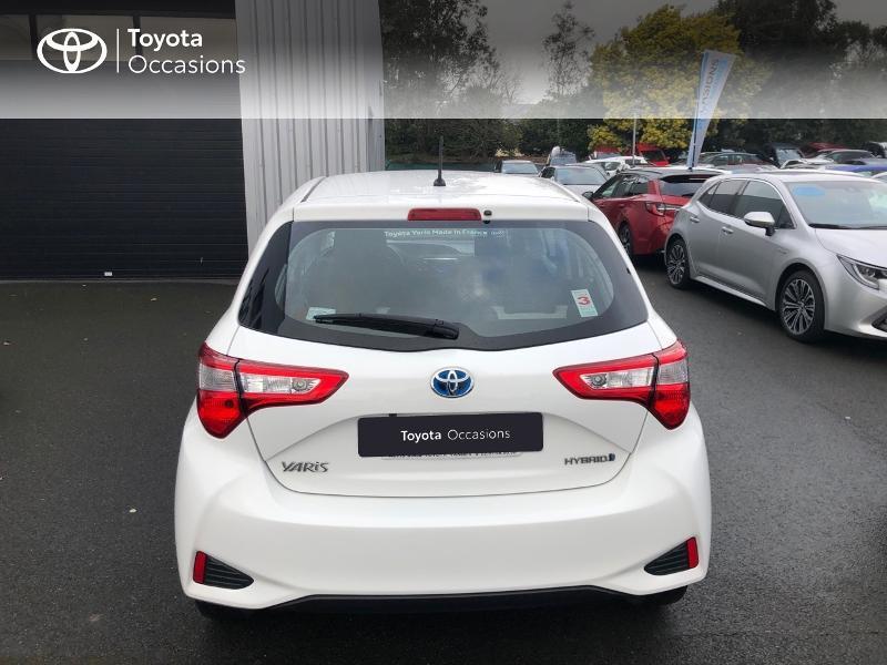 Photo 28 de l'offre de TOYOTA Yaris HSD 100h Dynamic 5p à 12890€ chez Altis - Toyota Vannes