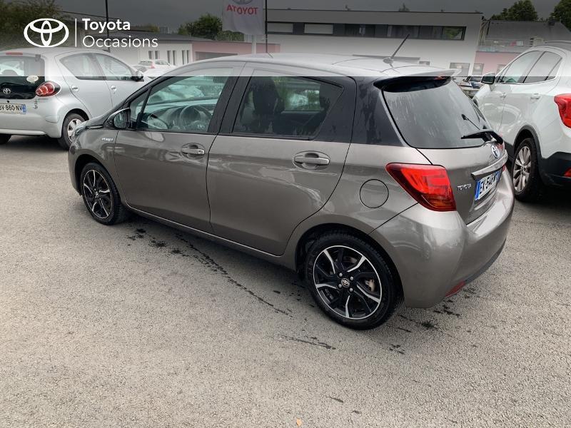 Photo 22 de l'offre de TOYOTA Yaris 100h Collection 5p à 13980€ chez Altis - Toyota Vannes