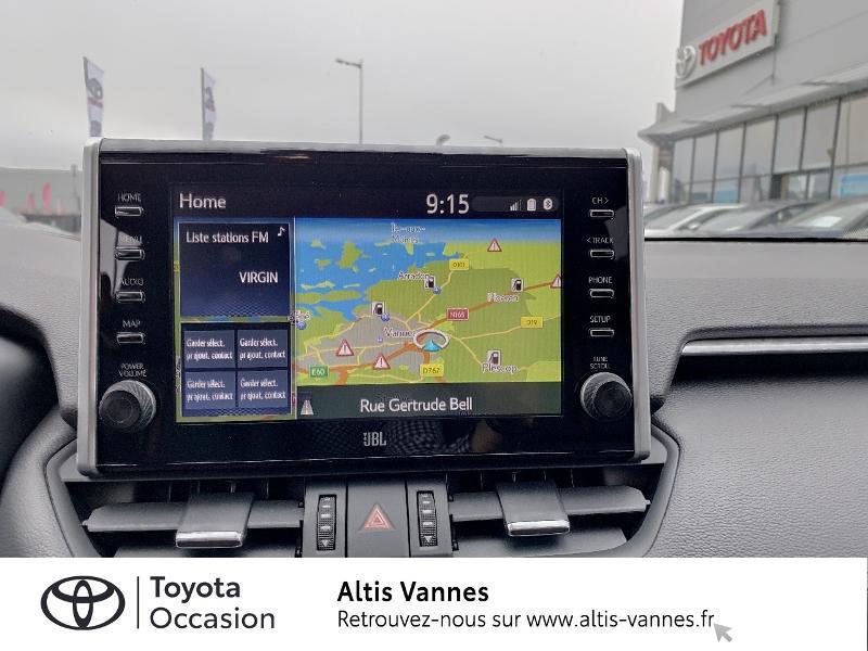 Photo 7 de l'offre de TOYOTA RAV4 Hybride Rechargeable 306ch Collection AWD à 57480€ chez Altis - Toyota Vannes