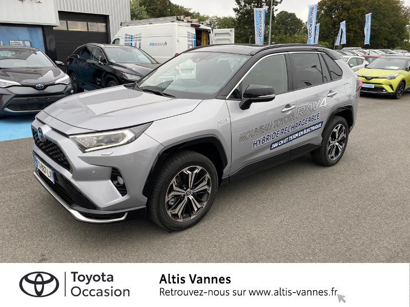 Photo 21 de l'offre de TOYOTA RAV4 Hybride Rechargeable 306ch Collection AWD à 57480€ chez Altis - Toyota Vannes