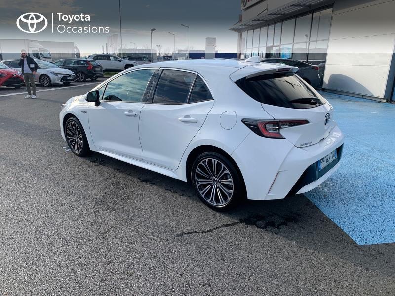 Photo 26 de l'offre de TOYOTA Corolla 122h Design MY20 à 24980€ chez Altis - Toyota Vannes