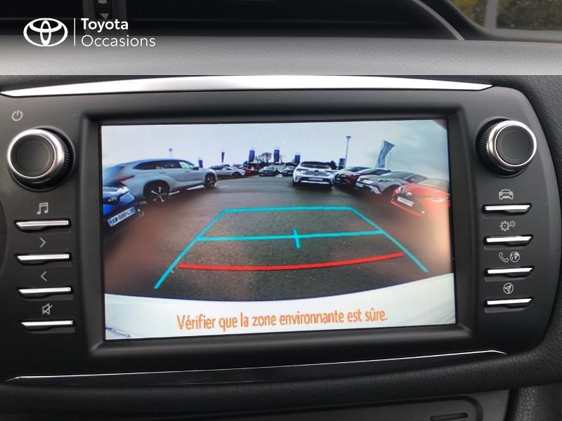Photo 18 de l'offre de TOYOTA Yaris HSD 100h Dynamic 5p à 12890€ chez Altis - Toyota Vannes