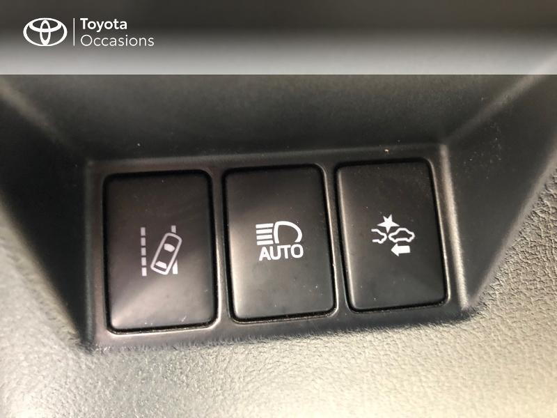 Photo 6 de l'offre de TOYOTA Yaris HSD 100h Dynamic 5p à 12890€ chez Altis - Toyota Vannes