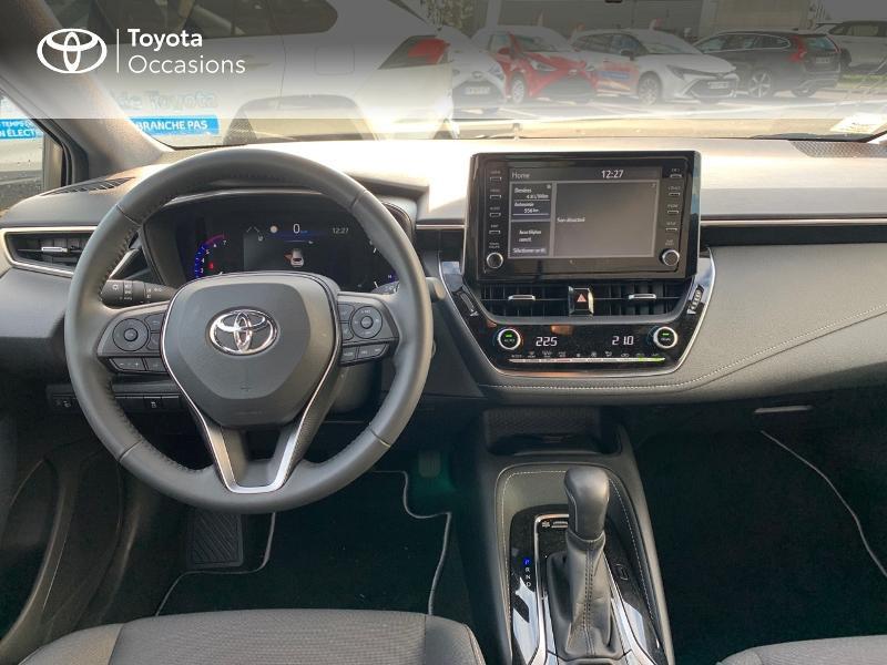Photo 8 de l'offre de TOYOTA Corolla 122h Design MY20 à 24980€ chez Altis - Toyota Vannes