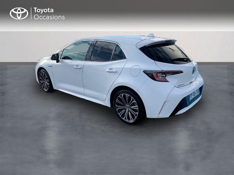 Photo 2 de l'offre de TOYOTA Corolla 122h Design MY20 à 24980€ chez Altis - Toyota Vannes