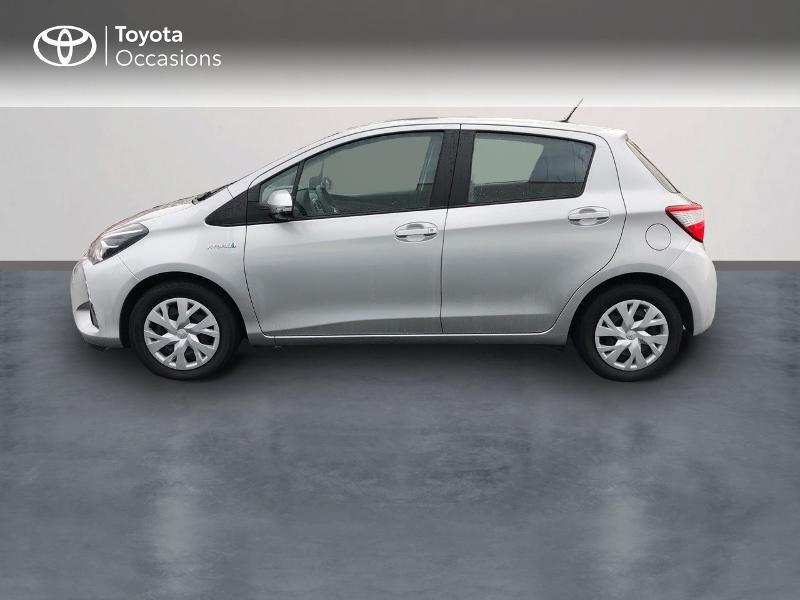 Photo 3 de l'offre de TOYOTA Yaris 100h France Business 5p RC18 à 14980€ chez Altis - Toyota Vannes