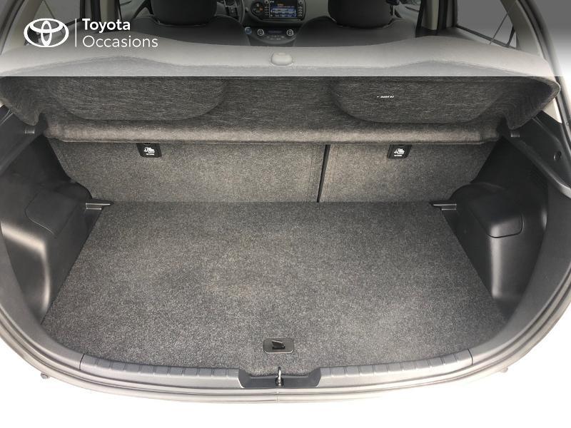 Photo 10 de l'offre de TOYOTA Yaris 100h France Business 5p RC18 à 14980€ chez Altis - Toyota Vannes