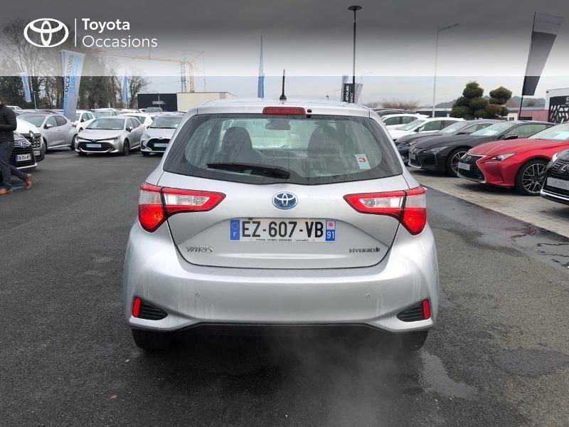 Photo 27 de l'offre de TOYOTA Yaris 100h France Business 5p RC18 à 14980€ chez Altis - Toyota Vannes