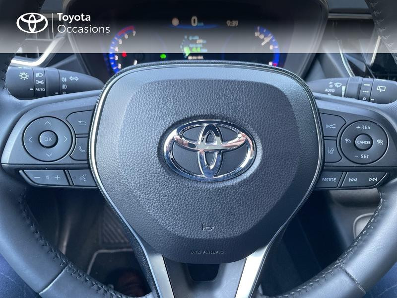Photo 13 de l'offre de TOYOTA Corolla 122h Dynamic MY20 à 21980€ chez Altis - Toyota Vannes