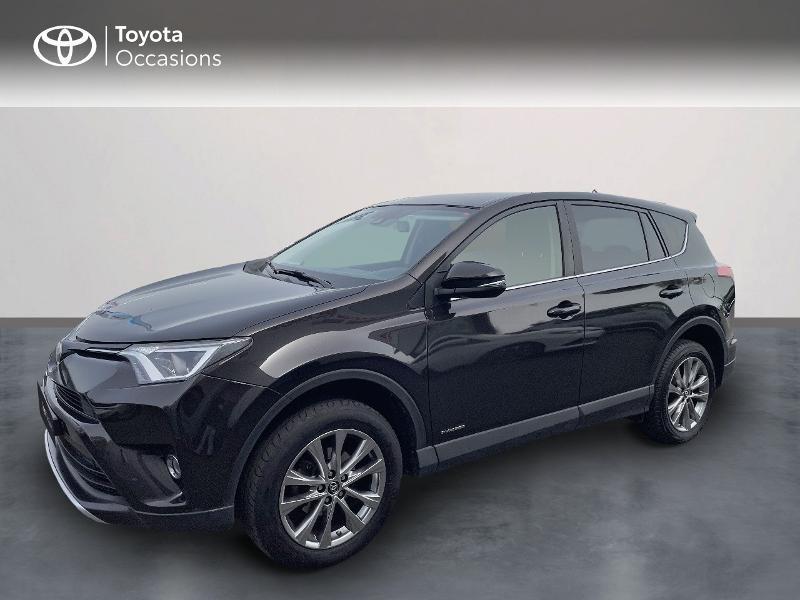 Toyota RAV4 143 D-4D Dynamic Business 2WD Diesel brun FONCE Occasion à vendre