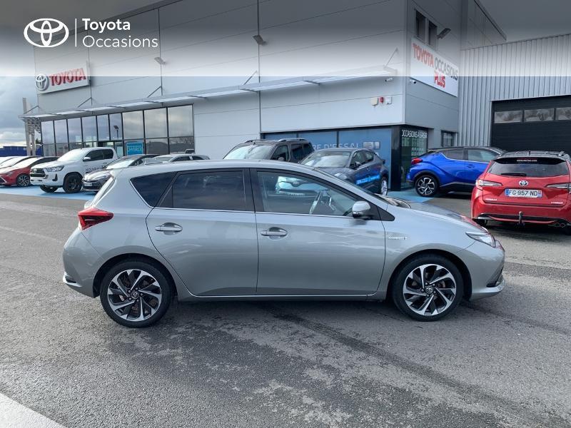 Photo 17 de l'offre de TOYOTA Auris HSD 136h Design à 16690€ chez Altis - Toyota Vannes