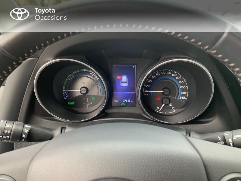 Photo 13 de l'offre de TOYOTA Auris HSD 136h Design à 16690€ chez Altis - Toyota Vannes