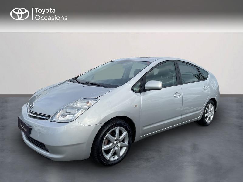 Toyota Prius 110h Linea Sol Pack Hybride GRIS ALUMINIUM Occasion à vendre