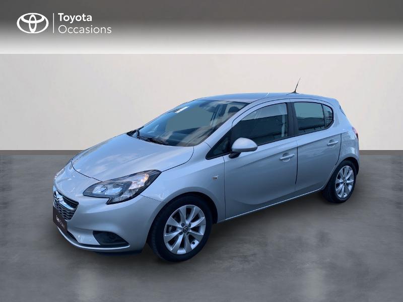 Opel Corsa 1.4 90ch Excite 5p Essence GRIS ALUMINIUM Occasion à vendre