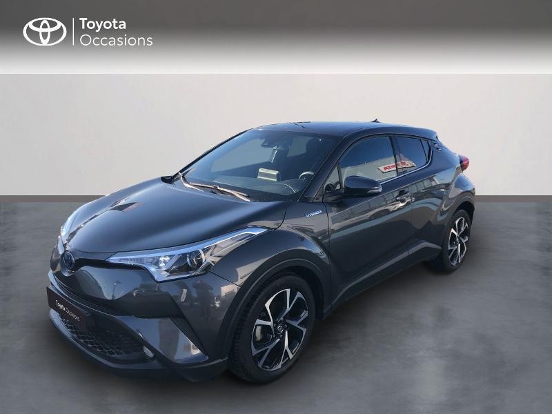 Toyota C-HR 122h Edition 2WD E-CVT RC18 Hybride Gris Atlas Occasion à vendre