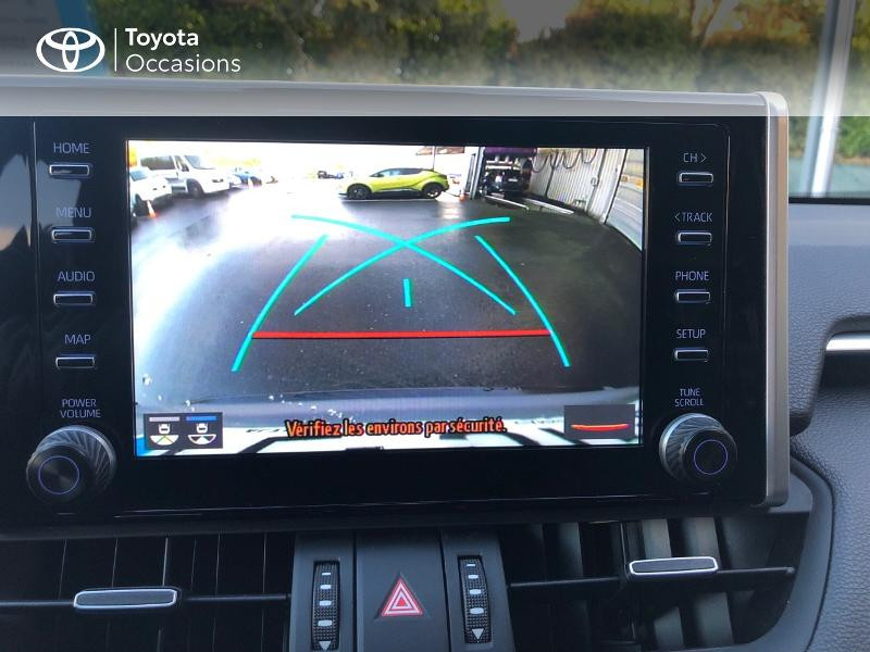 Photo 18 de l'offre de TOYOTA RAV4 Hybride 218ch Dynamic 2WD à 31980€ chez Altis - Toyota Vannes
