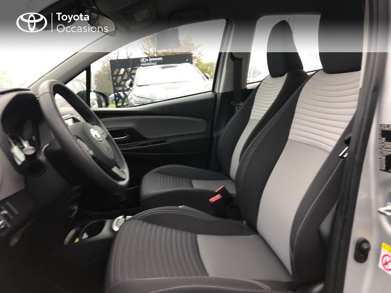 Photo 11 de l'offre de TOYOTA Yaris 100h France Business 5p RC18 à 14980€ chez Altis - Toyota Vannes