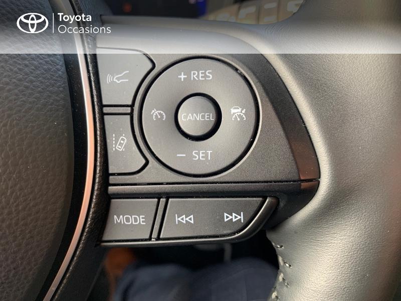 Photo 20 de l'offre de TOYOTA Corolla 122h Design à 22980€ chez Altis - Toyota Vannes